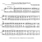 Forever Is Our Sweet Love Chorus J C & O Web Icon