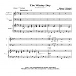 The Wintry Day (Men's Voices M V Web Icon