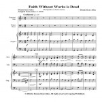 Faith Without Works is Dead Choir and Organ Web Site Icon