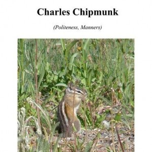 Charles Chipmunk Cover